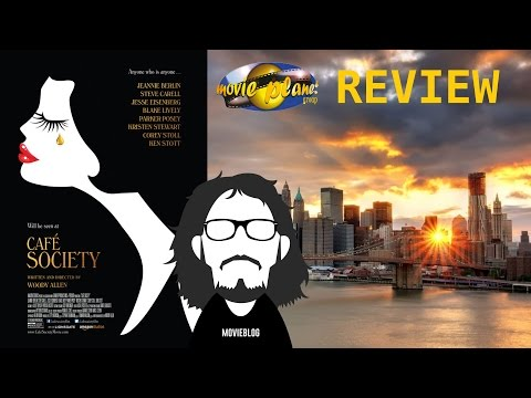Movie Planet Review- 153: RECENSIONE CAFE' SOCIETY