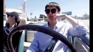 EXO DRIVING CARS/ SCOOTERS/ BICYCLES ...