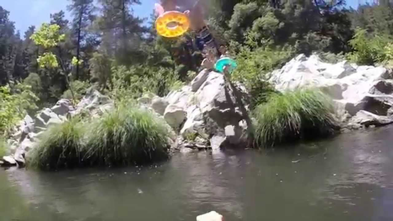 Tubing Garden Of Eden Santa Cruz 2014 June Youtube
