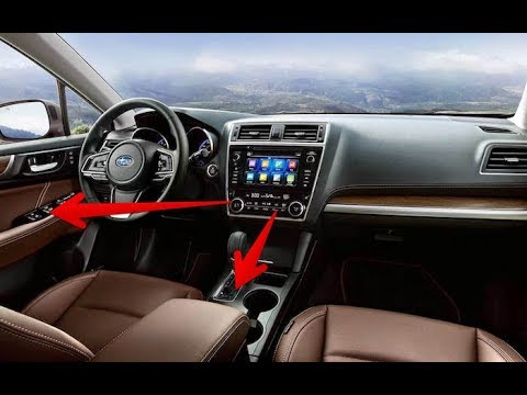 2018 subaru outback interior the java brown premium leather seats zuber car youtube. Black Bedroom Furniture Sets. Home Design Ideas