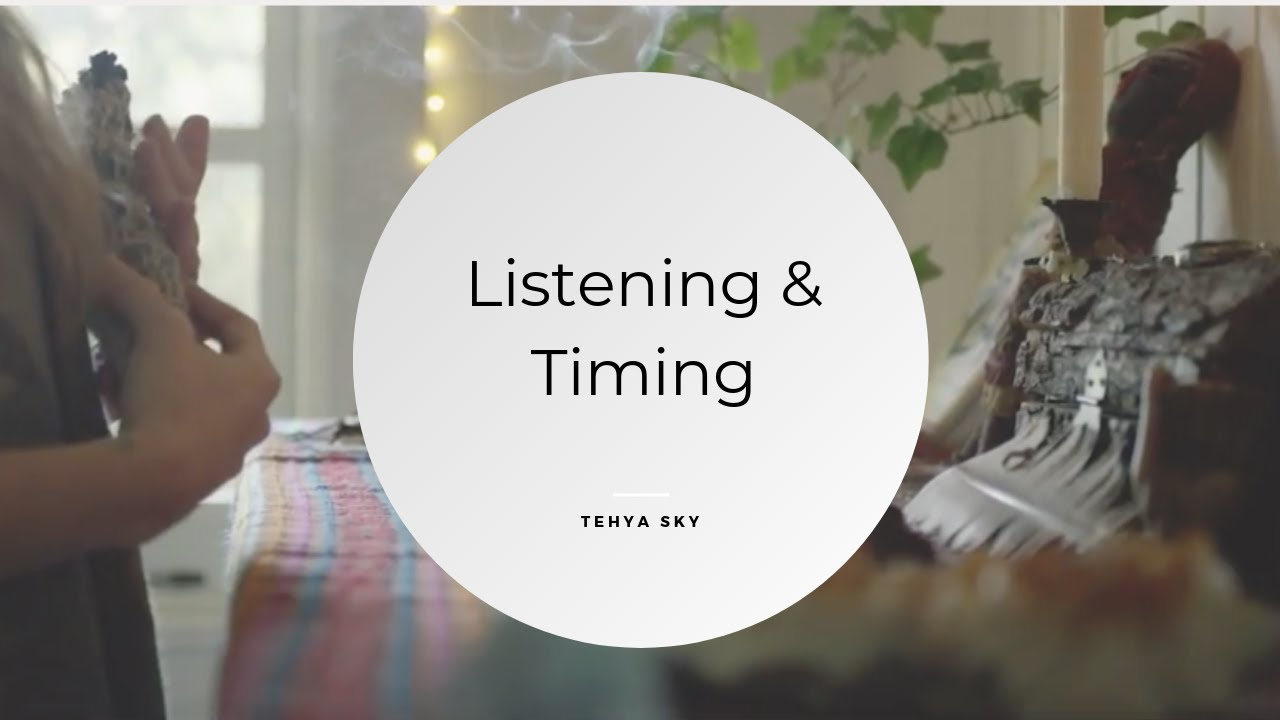 Listening and Timing
