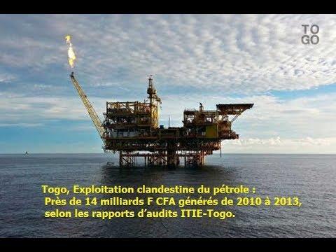 Togo :Exploitation clandestine du pétrole
