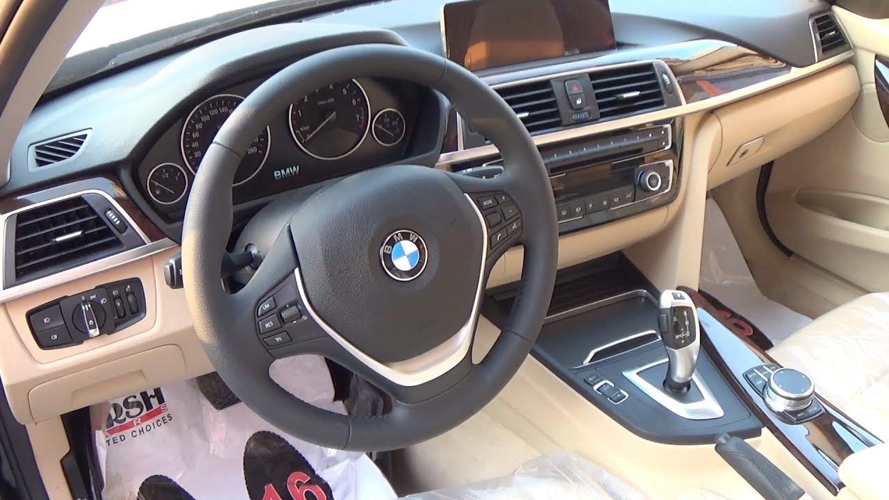 Bmw 320i 2019 >> استعراض مواصفات BMW 320i 2019 Exclusive - YouTube