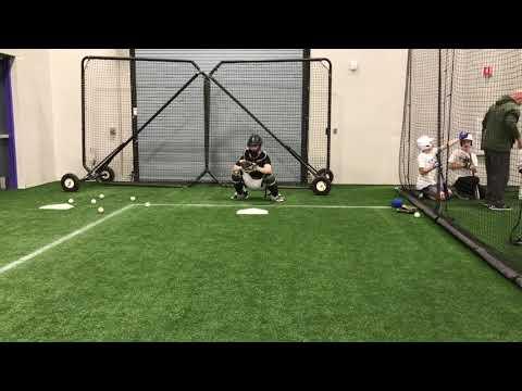 Ty Batusich - Joliet West High School- Class Of 2021 - Baseball Recruiting Video- Hitting