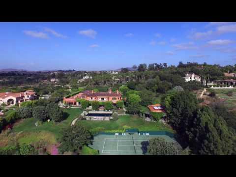 Del Rayo, Rancho Santa Fe, CA 92067   $12,995,000