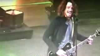 Chris Cornell 45  minutes before his death