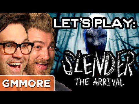 Let's Play - Slender: The Arrival