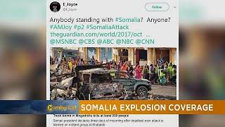 Somalie : Polémique sur la couverture médiatique de l'attentat [The Morning Call]