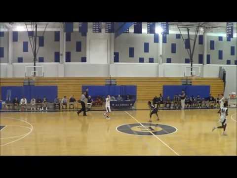 Phelps Basketball vs Episcopal Academy 12 13 16