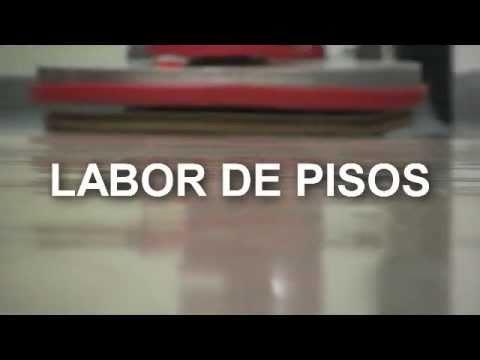 Documental Lavado y Encerado de Pisos Absolute Cleaning Services Inc.