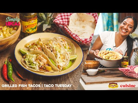 Taco Tuesday Recipe: Amazing Grilled Fish Tacos