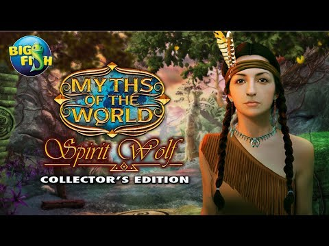 Myths Of The World: Spirit Wolf Collector's Edition Gameplay Walkthrough NO COMMENTARY