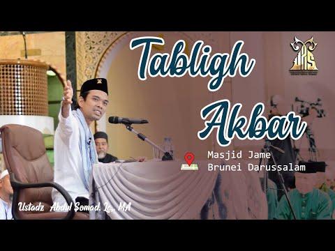 tabligh-akbar-di-masjid-jame,-brunei-darussalam-ᴴᴰ-|-ustadz-abdul-somad,-lc.,-ma