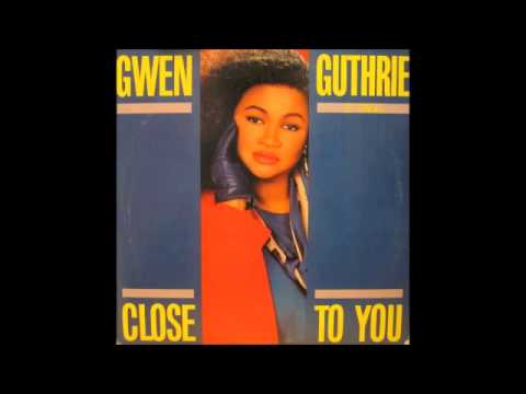 Gwen Guthrie - (They Long To Be) Close To You (Guilner edit)