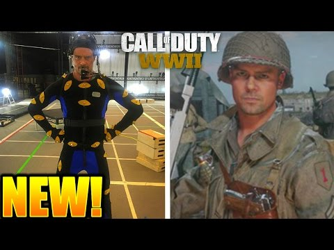 Transformers Actor 'Josh Duhamel' Is In Call of Duty World War 2!