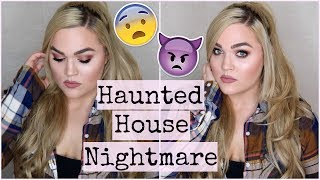 My Haunted House Nightmare (Freaking SCARY) | Storytime
