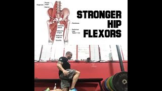 Hip Flexor Strength and Loose Hamstrings | SmashweRx | Trevor Bachmeyer