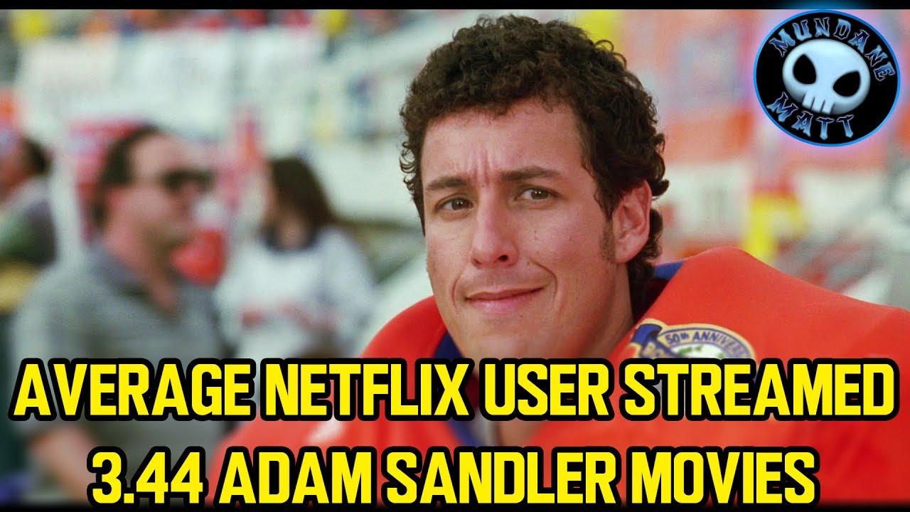 Average Netflix user s...
