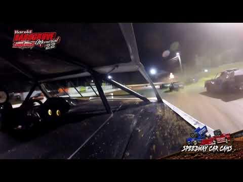 #723 Brandon Creech - Mini Stock - 8-24-19 Lake Cumberland Speedway - In-Car Camera