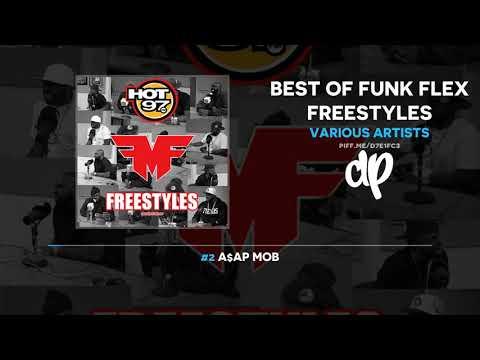 Best Of Funk Flex Freestyles (Mixtape)