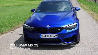 BMW M3 CS - A Closer Look
