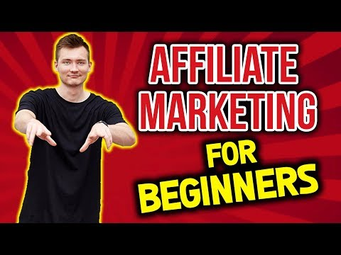 AFFILIATE MARKETING FOR BEGINNERS [STEP BY STEP]