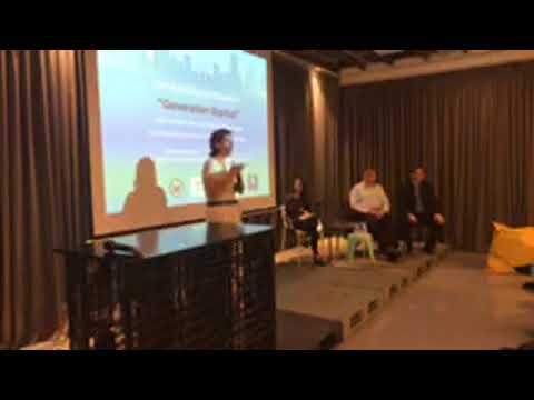 Award winning filmmaker Cheryl Miller Houser , US  Embassy Phnom Penh, Cambodia