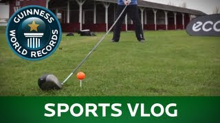 The Sports Vlog - August 2013 - Guinness World Records