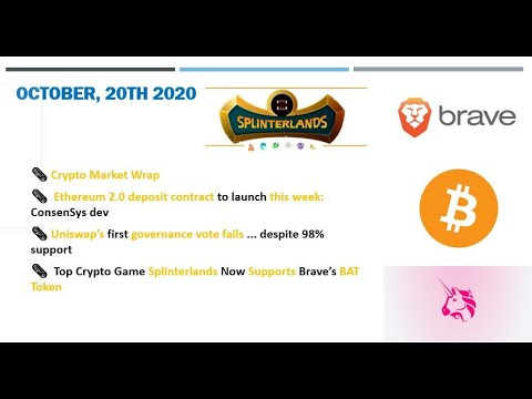🗞 Daily Crypto News & Video October, 20th💰