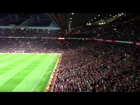Man Utd 20th Premier League title celebrations