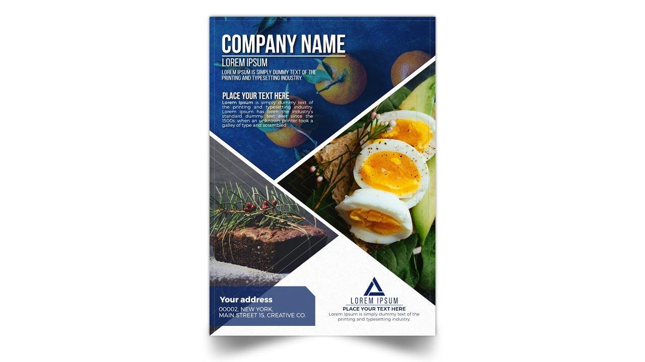 Magazine Cover / Brochure Design in Affinity Designer