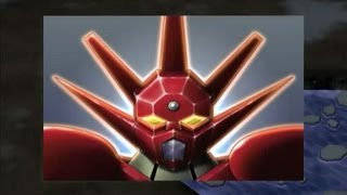 About time to show these Angels how real three-forms combining Mech...