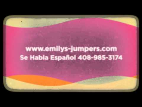 Emily's Jumpers Milpitas CA, Party Rentals, Jumpers Rentals, Tables and Chairs Rental Milpitas CA