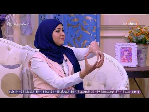 """السفيرة عزيزة - لقاء مع لبنى عبد العزيز """" أحد نجوم السوشيال ميديا """""""