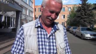 12.05.2012 интервью Александра Фомина до и после МГАФК-ЛГУ