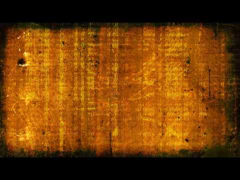 Fondo Video Background Full HD Ancient Documents