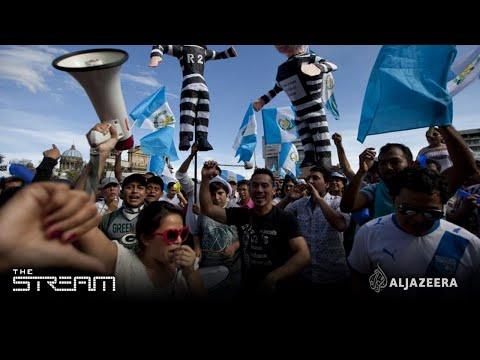 The Stream - Corruption scandal grips Guatemala