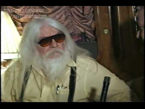 Leon Russell interviewed by Bert Borth for Psycho Babble TV - 2003