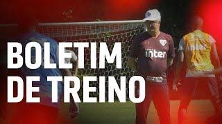 BOLETIM DE TREINO: 04/01/18   SPFCTV