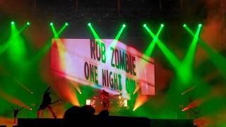 Get Your Boots On! That's The End Of Rock And Roll! (Live @Forcefest 2019. Mexico city) - Rob Zombie