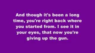 Vampire weekend - Giving up the gun. With Lyrics