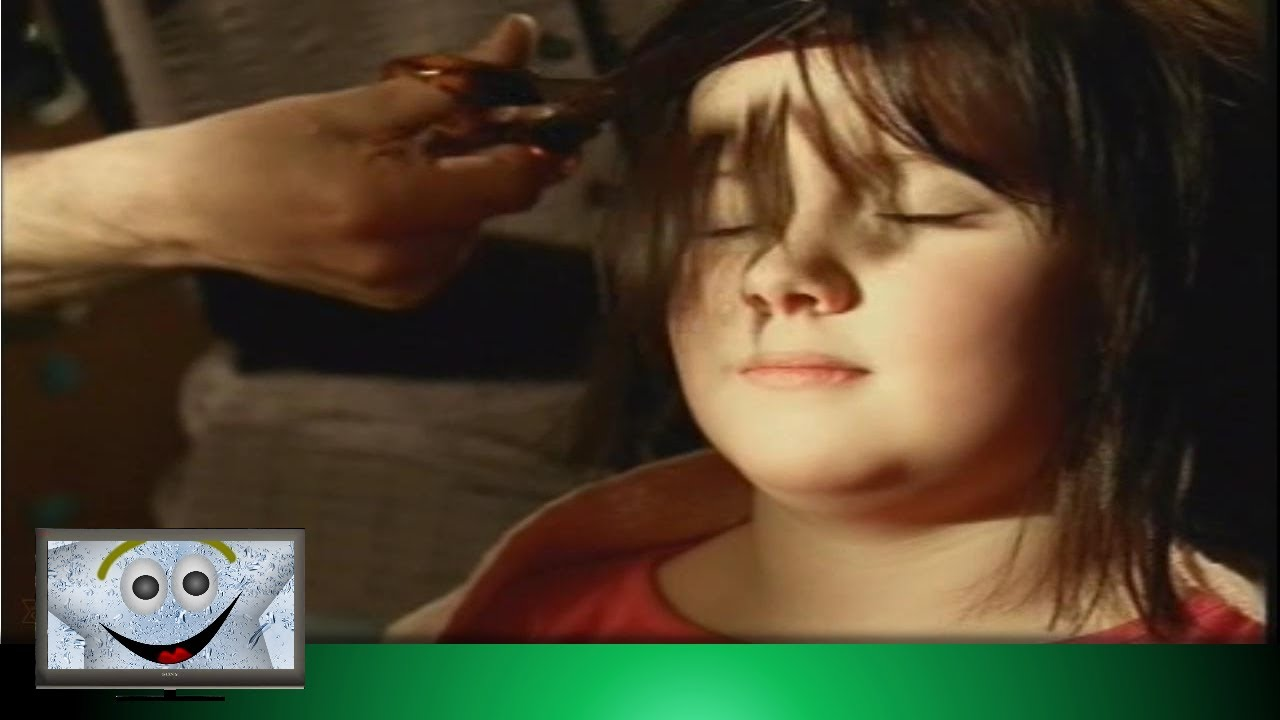 Young Girls Haircut disaster - YouTube