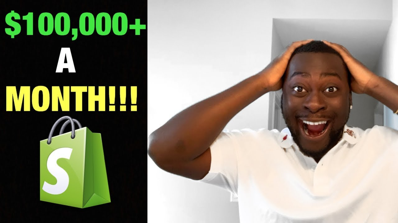 How I Make 6 Figures a Month Dropshipping on Shopify in 2019! (Breakdown)