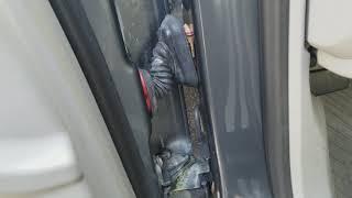 Rs Part Front Passenger Door Lock — VACA