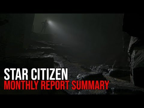 Star Citizen Monthly Report Summary - Caves, FPS Mining & Alpha 3.7 thumbnail