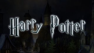 Adobe Photoshop #20 | Harry Potter Text [HD]
