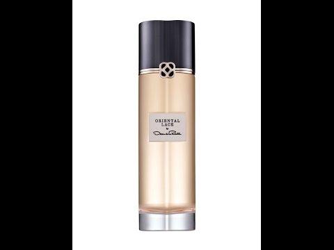 Oscar de la Renta Oriental Lace perfume review By Boo 2013