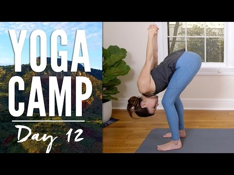 Yoga Camp - Day 12 - I Trust