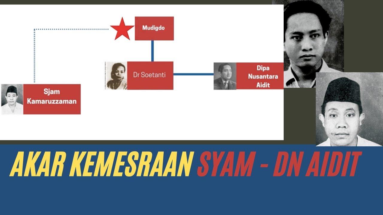 Download (EDISI SYAM): Akar Kemesraan DN Aidit-Sjam Kamaruzaman. Dirunut Sejak 1948