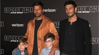 Ricky Martin's Husband, Kids & Their Most Beautiful Moments | 2018